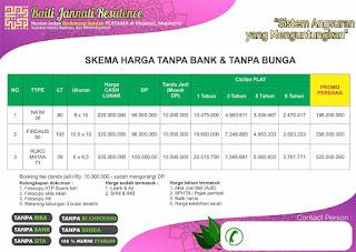 Property Syariah di Mojokerto Baiti Jannati Residence