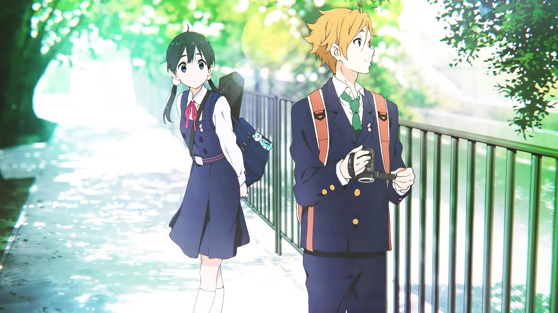Tamako Love Story wallpaper