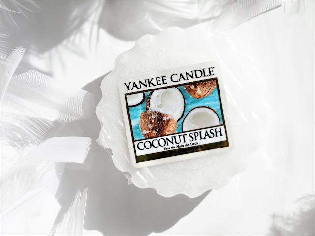 avis Coconut Splash de Yankee Candle, box yankee candle, box bougie, yankee candle box, bougie parfumee, blog bougie, candle blog, avis yankee candle, candle review