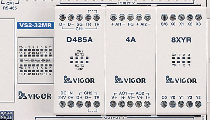 Vigor Communication Card