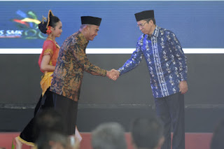 <b>Mendikbud Resmikan Kegiatan LKS Tingkat Nasional di Lombok</b>