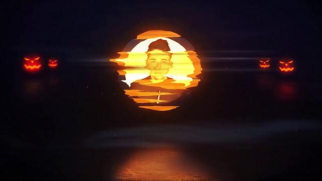 مقدمة قالب شعار جليتش هالوين Halloween Glitch Logo بمؤثرات رائعة مع عرض اللوجو الخاص بك بدقة عالية