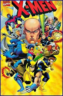 X-Men la serie animada Temporada 3