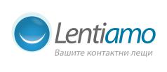 Lentiamo.Bg → Специализиран Онлайн Магазин за контактни лещи, разтвори, капки за очи