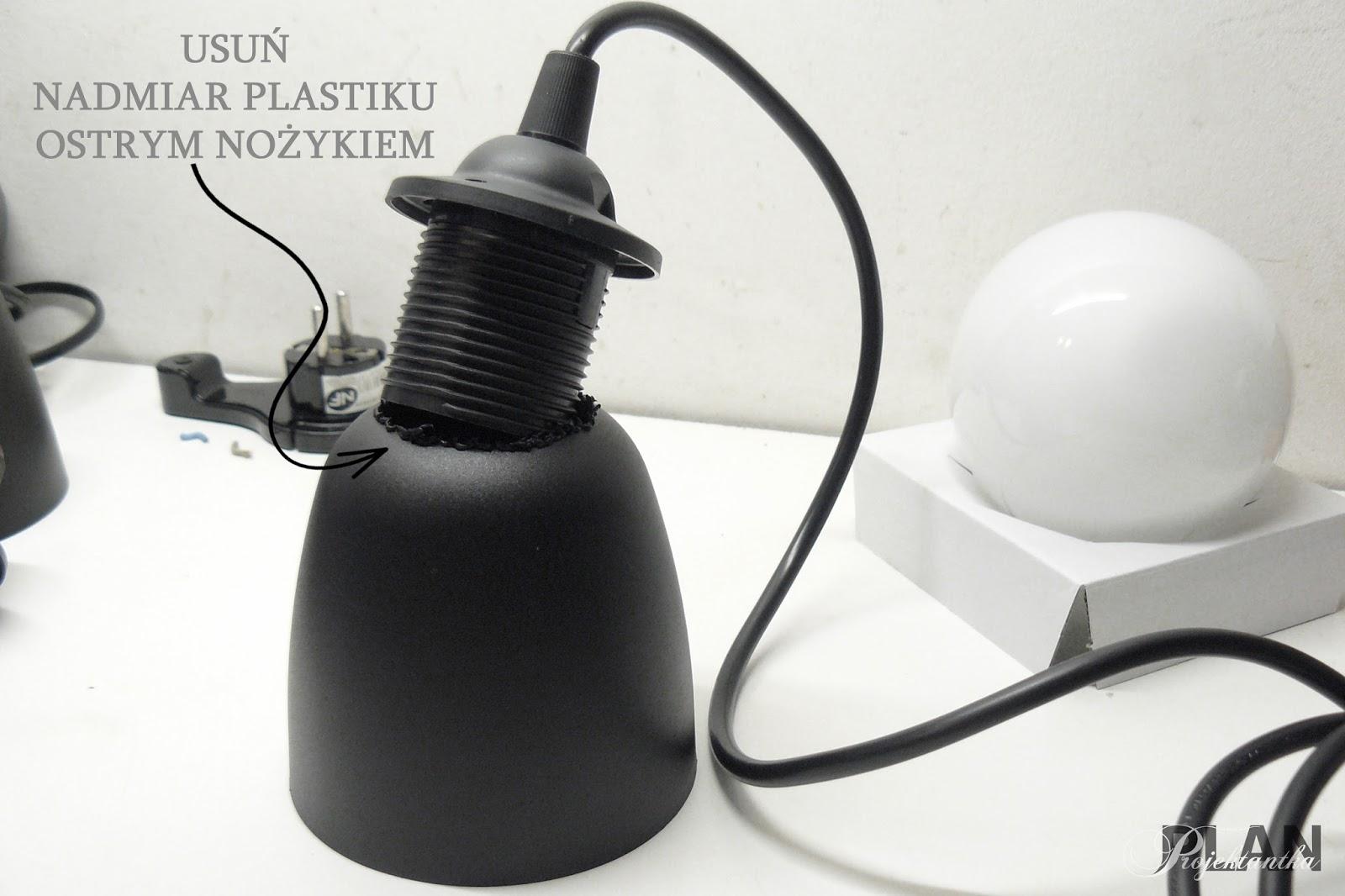 Jak zrobić lampę ze starego koła?  IKEA