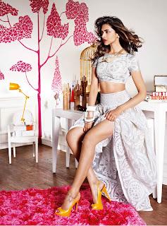 Deepika Padukone stunning HD HQ Pics for Architectural Digest WOW Mesmerizing Deepika Padukone