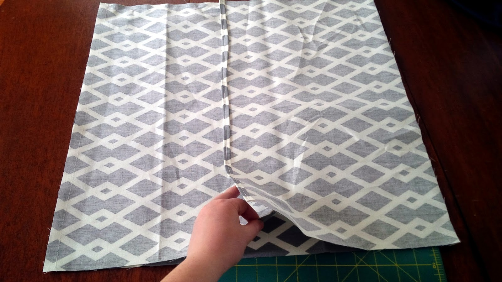 Homespun Luxe Easy To Sew Removable Throw Pillow Covers