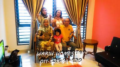 Warih-Homestay-Hj-Fathullah-Dari-Kedah-Sekeluarga