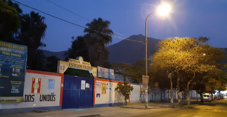 Colegio ESTADOS UNIDOS - Comas