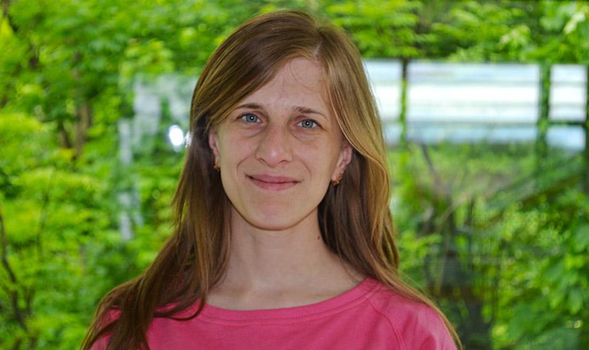 Марія Ярема, викладач кафедри богослов'я та Школи біоетики УКУ