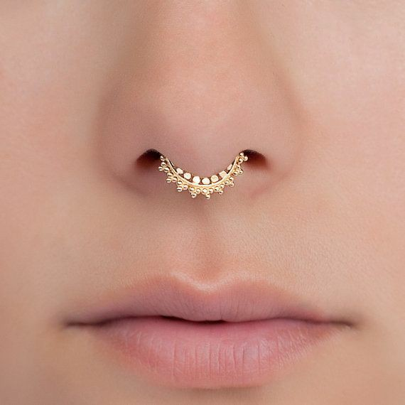 Nose Piercing Jewellery