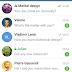Aplikasi Telegram Berwajah Baru