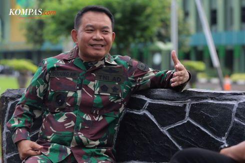 Mayjen Dudung Diangkat Jadi Pangkostrad, Sempat Disorot saat Lucuti Baliho FPI