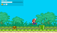 Super Mario: the ultimate jump and run video game