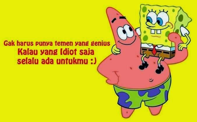 Sai Syamsul All Information Kata Kata Bijak Spongebob