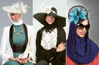 iHijabi  How to Rock Hijab   Hats c087371e155