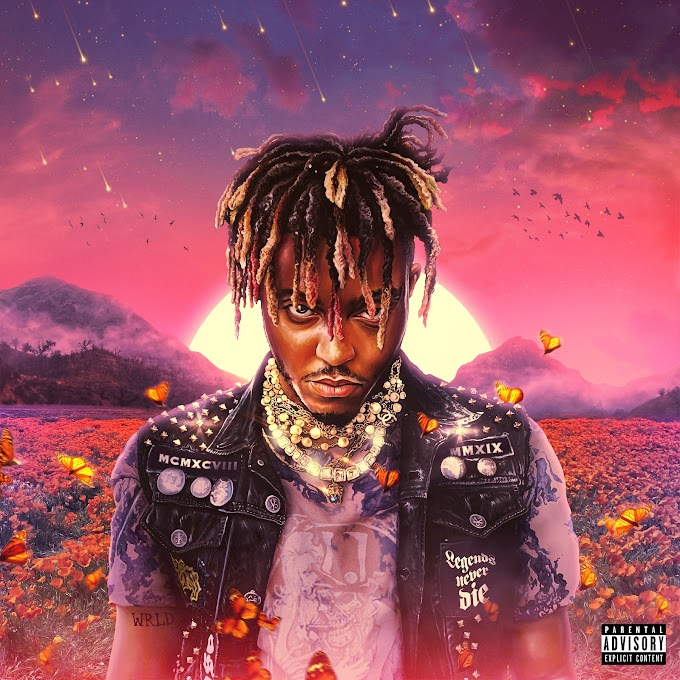 Juice WRLD Album Legends Never Die Drops 7/10