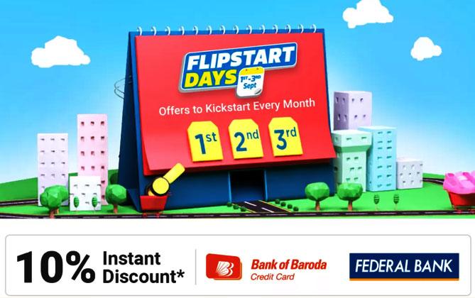 Flipkart Bank of Baroda Offer