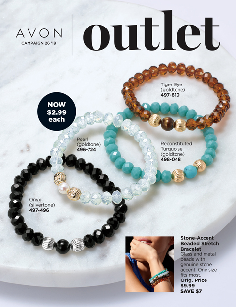 Avon Outlet Campaign 26 2019 - WHILE SUPPLIES LAST!