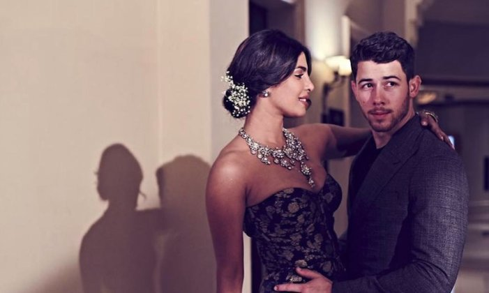 "Gorgeous Priyanka Chopra makes surprising Appearance in Nick Jonas New song video "" Until We Meet Again"""
