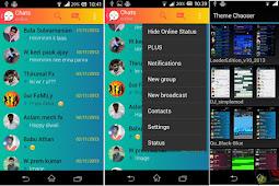 WhatsApp MOD Apk Terbaru 2018 For Android