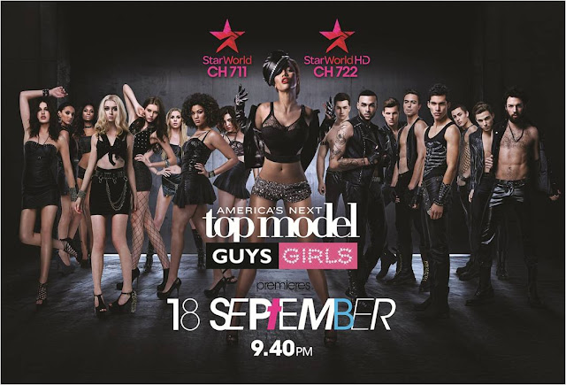 America's Next Top Model, Guys & Girls Edition, tyra banks, Kelly Cutrone, Johnny Wujek, Rob Evans, Bryanboy, nylon magazine, guess, next model management