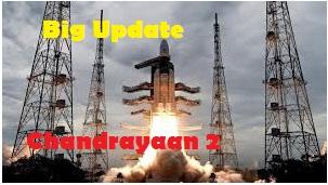 Chandrayaan 2 live update news