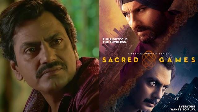 "Nawazuddin Just Called ""Sacred Games"" Season 2 The ""Baap"" of Season 1"