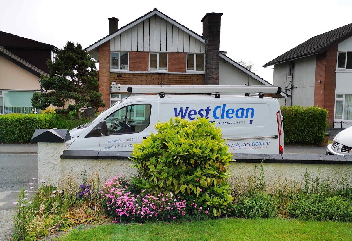 West Clean Headford Galway - contract cleaner in Office of Public Works base in Headford