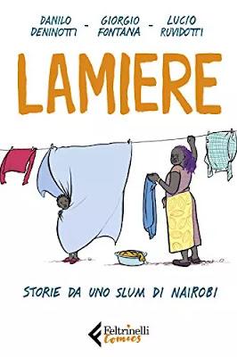Lamiere. Storie da uno slum di Nairobi.