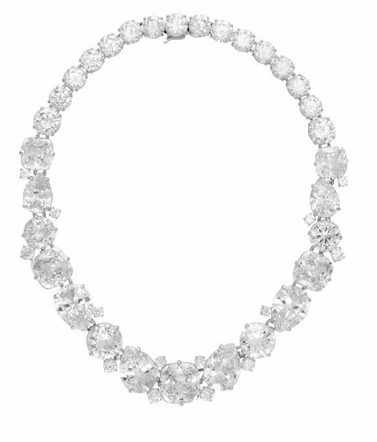Henri Bendel's Gala Collar