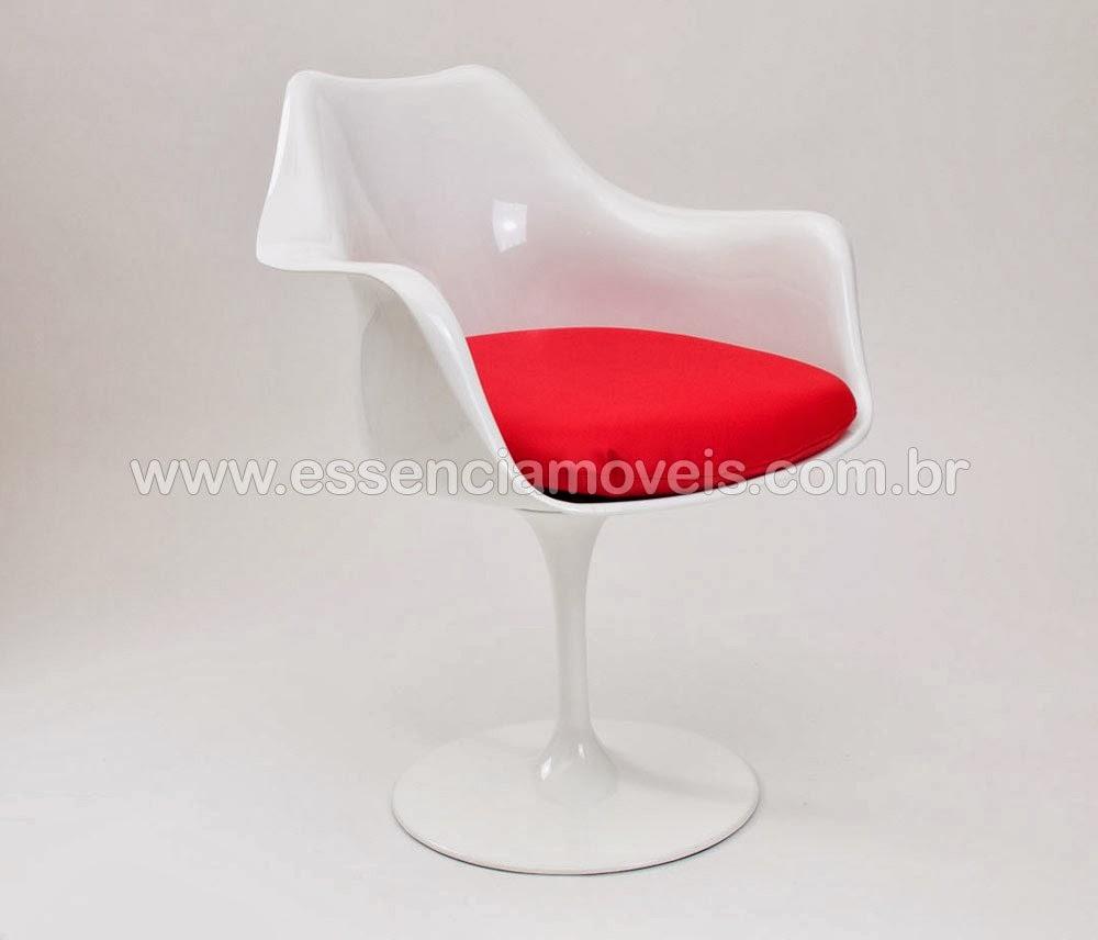 cadeira Tulipa - Eero Saarinen