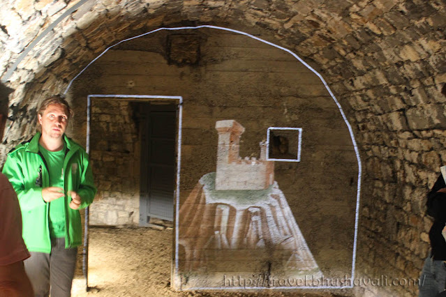 Citadel of Namur Underground Passages Tour