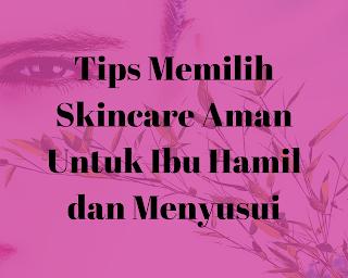 Review Mama's Choice, Skincare Aman Bebas SLS Untuk Ibu Hamil