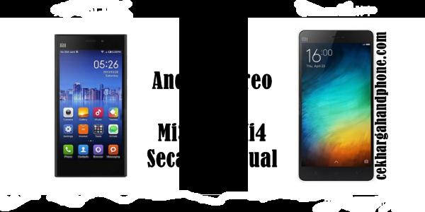 Update Android Oreo Untuk Mi3 dan Mi4 Secara Manual