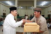 Safari Ramadhan, Walikota Palopo Ingatkan Jamaah Bayar Zakat Fitrah