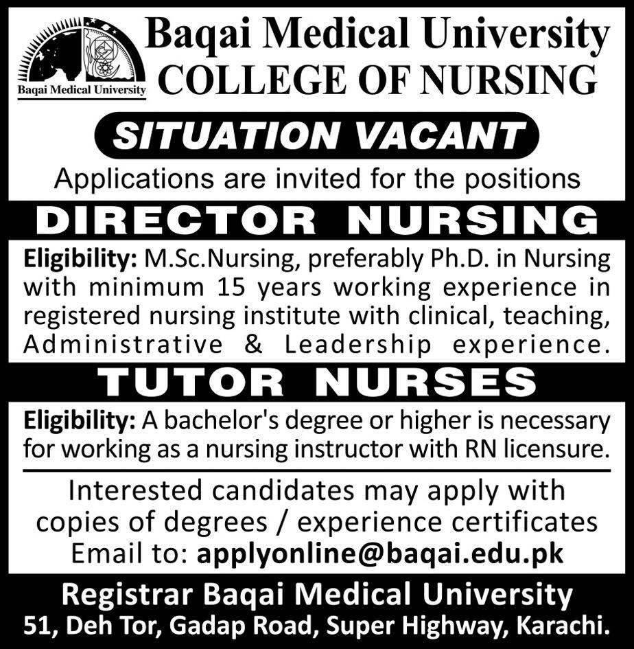 Baqai Medical University