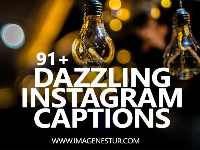 Here are some best Dazzling Caption for Instagram or happy hour captions for Insta pic