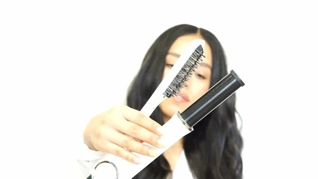 How to use the InStyler 2-way rotating max hair brush tutorial