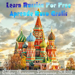 Learn Russian For Free on FACEBOOK / Aprende Ruso Gratis EN FACEBOOK