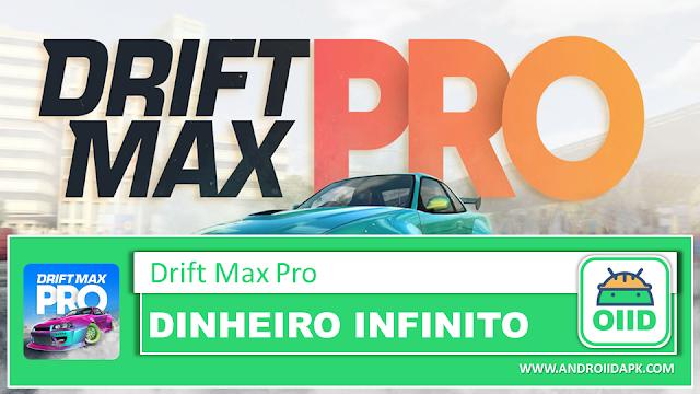 Drift Max Pro – Car Drifting Game v2.2.9 – APK MOD HACK – Dinheiro Infinito