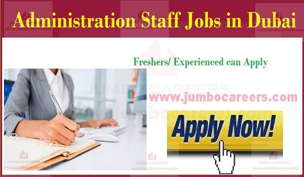 Available office jobs in Dubi, UAE latest jobs with salary,
