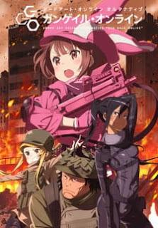 Sword Art Online Alternative: Gun Gale Online Opening/Ending Mp3 [Complete]