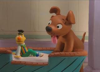 Sesame Street Bert and Ernie's Great Adventures Tiny Town.1