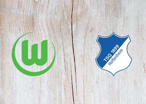 Wolfsburg vs Hoffenheim -Highlights 08 November 2020