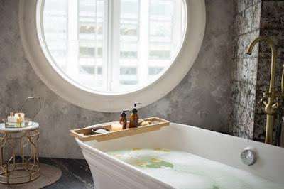 حمام بارد تسريع الاستشفاء العضلي