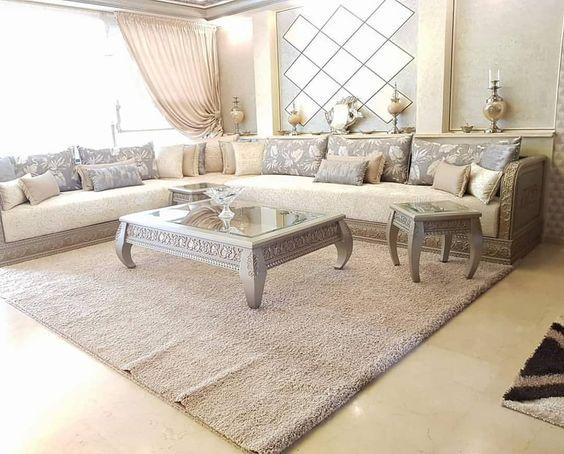 Meilleure Salon De Maroc 2019 Sur Decorationmarocains