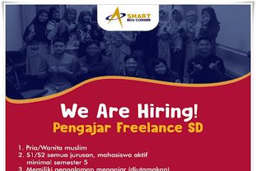 Lowongan Kerja Bandung Pengajar Freelance SD Smart Edu Corner