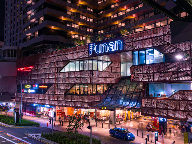 vật giá ở singapore - Các địa điểm mua sắm thiết bị công nghệ tại Singapore!