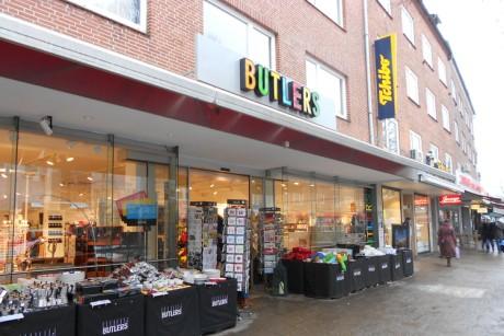 Logster Butlers Eröffnet Seine Dritte Filiale In Düsseldorf